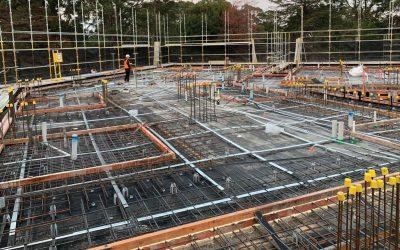 Concrete Company Shares Advice Before Building
